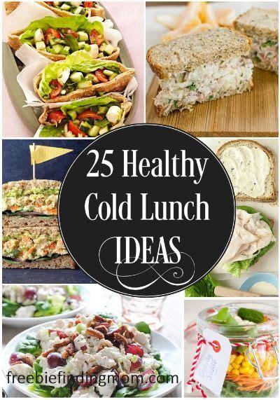 delicious  healthy cold lunch ideas ten dollar