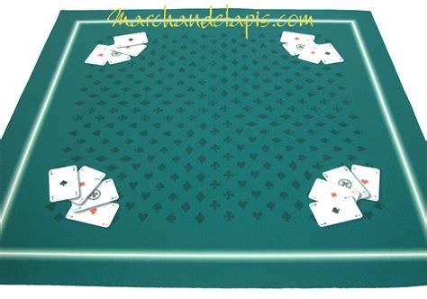 tapis de jeu de cartes mundu fr