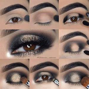 21 Easy Step by Step Makeup Tutorials from Instagram | Eye ...