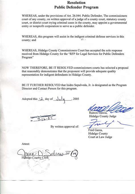 Defender Resume by Defense Attorney Essay