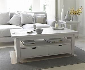 Gorgeous white coffee table great white loaf for White and gray coffee table