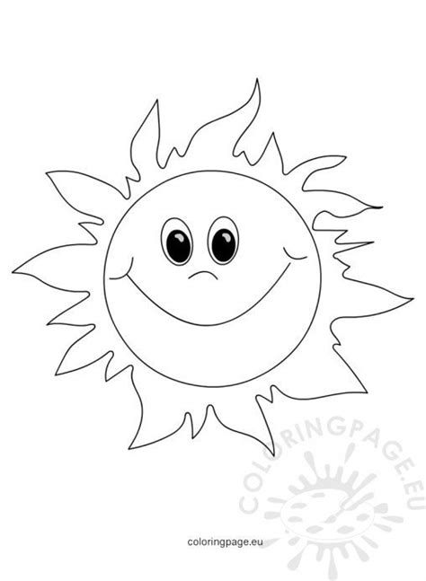 nature page    coloring page