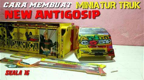 Mulai koleksi miniatur diecast truk apa itu miniatur truk? Pola Miniatur Ukuran Kabin Truk Canter : Gambar Pola Miniatur Truk Canter Dari Kardus ...