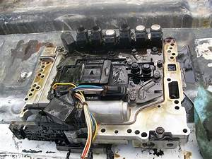 2000 Nissan Xterra Transmission Installation