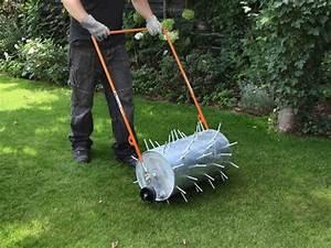 Rasen Lüften Geräte Zur Rasenbelüftung : gazonbeluchter wals gazononderhoud tuin groenonderhoud ~ Lizthompson.info Haus und Dekorationen