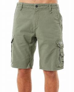 Size Chart Mens In Cm Rip Curl Trail Mens Cargo Short Mid Green Surfstitch