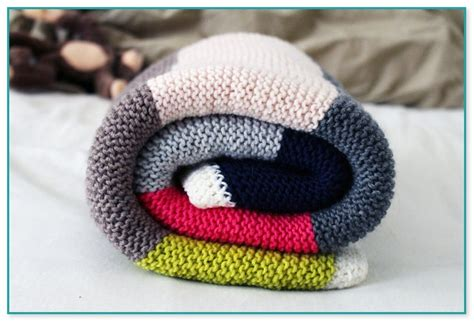 Extrem Dicke Wolle by Babydecke Stricken Dicke Wolle 3