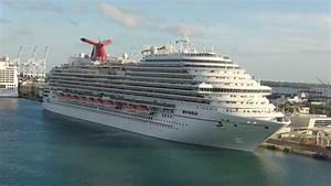 Carnival Magic Cruise Ship Profile