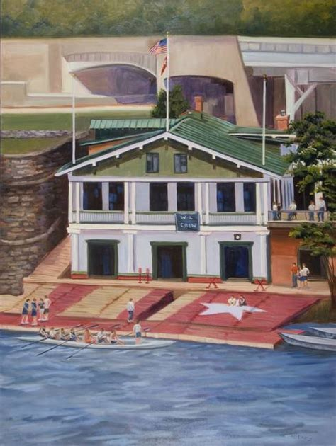 Potomac Boat Club by Stunning Quot Crew Quot Painting Reproductions For Sale On