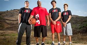 Lonzo, LiAngelo and LaMelo Ball are About to Take Over the ...