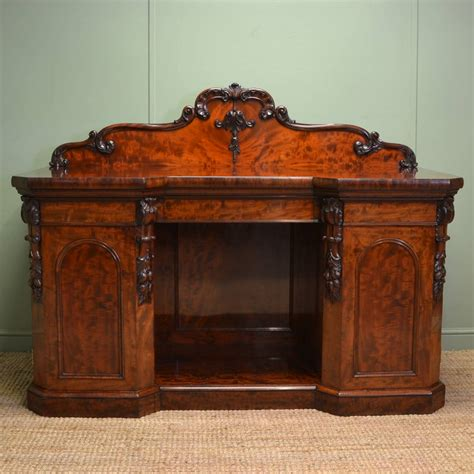 Antique Furniture Sideboards by Mahogany Antique Sideboard Chiffonier Ca 1840