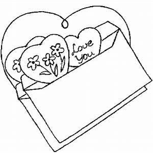 Dessin Saint Valentin : cartes saint valentin coloriage cartes saint valentin en ~ Melissatoandfro.com Idées de Décoration