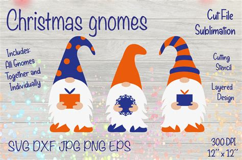 Download 54 christmas gnome free vectors. Christmas Gnome SVG. Gnome Clipart. Gnome Sublimation. By ...