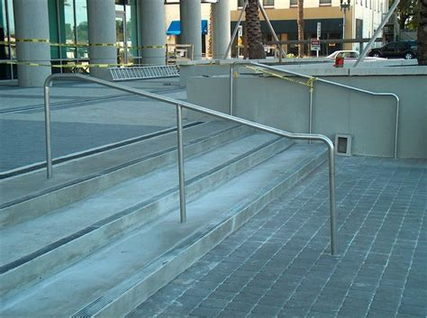 All of our custom connector fittings are made in the usa. Commercial Railing