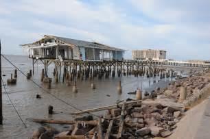 Hurricane Ike Galveston Damage