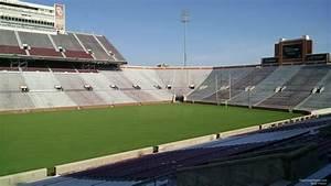 Memorial Stadium Ou Seating Chart Oklahoma Memorial Stadium Section 32 Rateyourseats Com