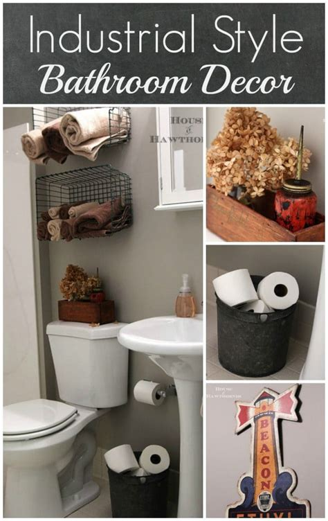 industrial style child 39 s bathroom house of hawthornes