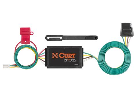Honda Wiring Kit Harness Curt Mfg
