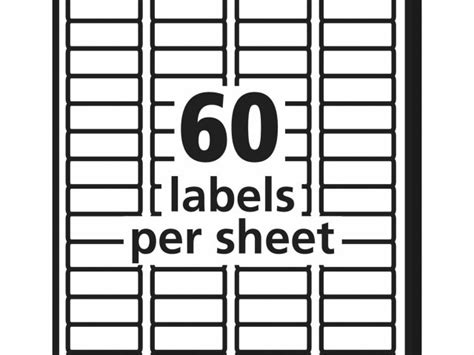 avery 30 label template avery 60 labels per sheet template and avery 60 label template pccatlantic spreadsheet templates