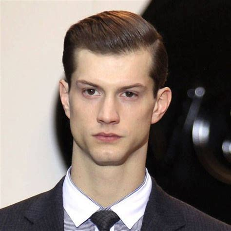 Classic Mens Hairstyles 1950s by 17 Best Ideas About Classic Mens Hairstyles On