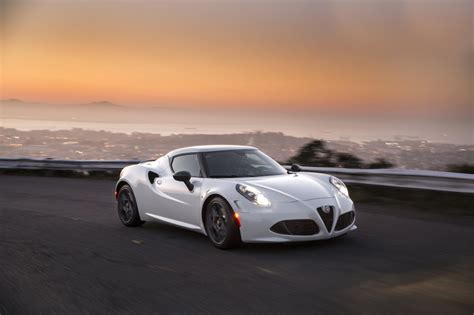 2015 Alfa Romeo 4c Motor Authority's Best Car To Buy 2015