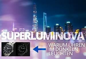 Farbe Die Im Dunkeln Leuchtet Ohne Schwarzlicht : superluminova tritium radium warum uhren im dunkeln leuchten ~ Orissabook.com Haus und Dekorationen