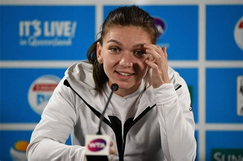 Simona Halep press conference (3R) | Australian Open 2018 - YouTube