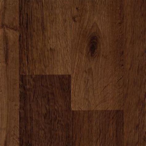 burnished oak flooring