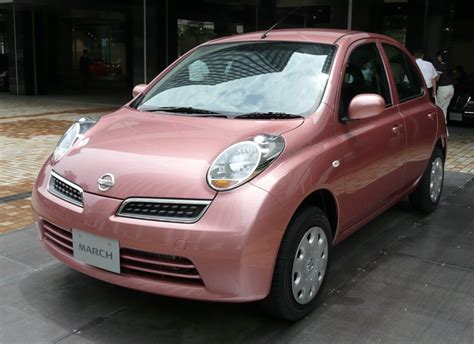 File:Nissan March 2007.jpg - Wikimedia Commons