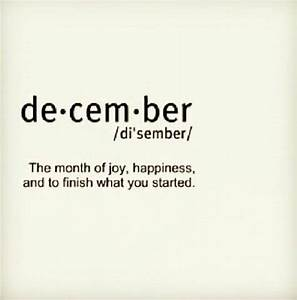 The month to finish what you started | Quotes | Pinterest