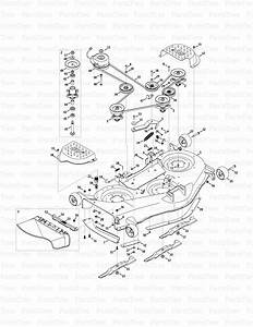 Cub Cadet Zero Turn Mowers Parts  Diagrams  Wiring Diagram Images