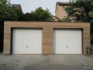 Garage Mit Holz Verkleiden : 1000 images about garage on pinterest atelier garage ~ Watch28wear.com Haus und Dekorationen