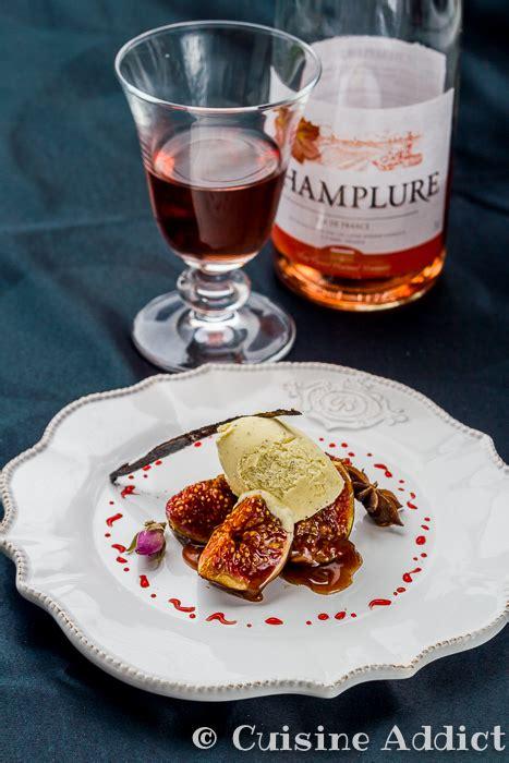 cuisine au vin ros magret de canard laqué à la clémentine corse aux epices