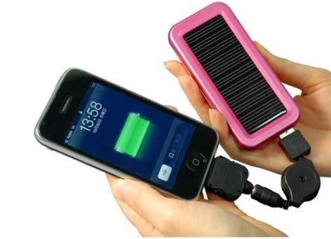iphone solar charger list of top solar powered iphone chargers in the market