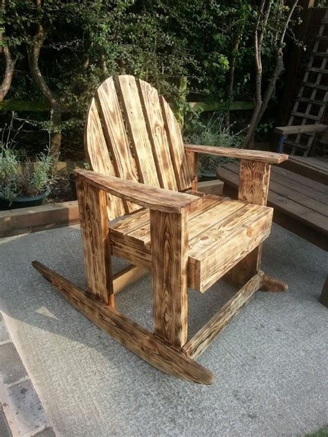 pallet outdoor chair plans burnt wood effects pallets outdoor chair pallet ideas