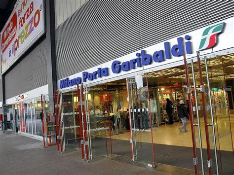 Metropolitana Porta Garibaldi by Negozi Alla Stazione Di Porta Garibaldi