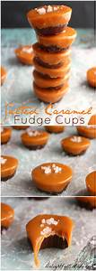 Made Com : salted caramel fudge cups delightful e made ~ Orissabook.com Haus und Dekorationen