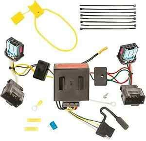 09 Passat Trailer Wiring Harnes On by Trailer Wiring Harness Kit For 06 10 Vw Volkswagen Passat