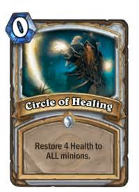 Lorewalker Cho Deck Priest by Circle Of Healing Hearthstone Wiki