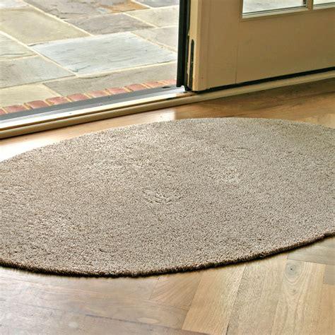 Dirt Stopper Doormat by 22 X 48 Dirt Stopper Mat Oval Shape In Entryway Rugs