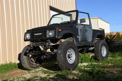 Suzuki Tacoma by 1987 Suzuki Samurai Viper Winch 4 Wheel Drive Sport