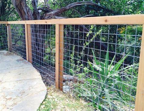 Best 25+ Wire Fence Ideas On Pinterest
