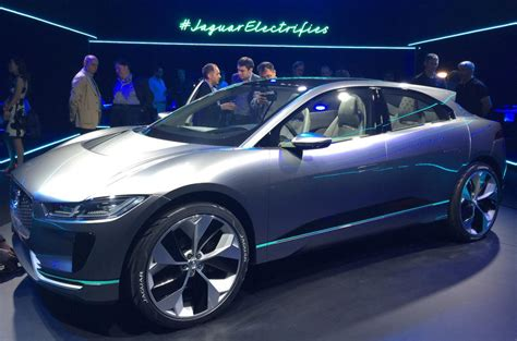 jaguar  pace electric suv revealed  exclusive