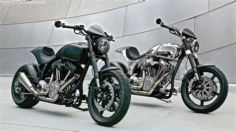 Arch Motorcycles Krgt-1 First Look