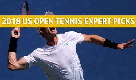 open tennis expert picks  predictions mens singles