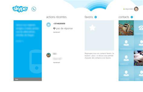 skype pour windows 8 t 233 l 233 charger gratuit