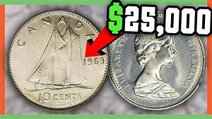 RARE CANADIAN DIMES WORTH MONEY - VALUABLE COINS IN YOUR ...