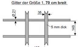 Gitter Für Kellerfenster : gitter an kellerfenster zur einbruchsicherung ~ Markanthonyermac.com Haus und Dekorationen