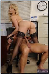 Beautiful secretary Mia Malkova fucking her boss in the office - My Pornstar Book