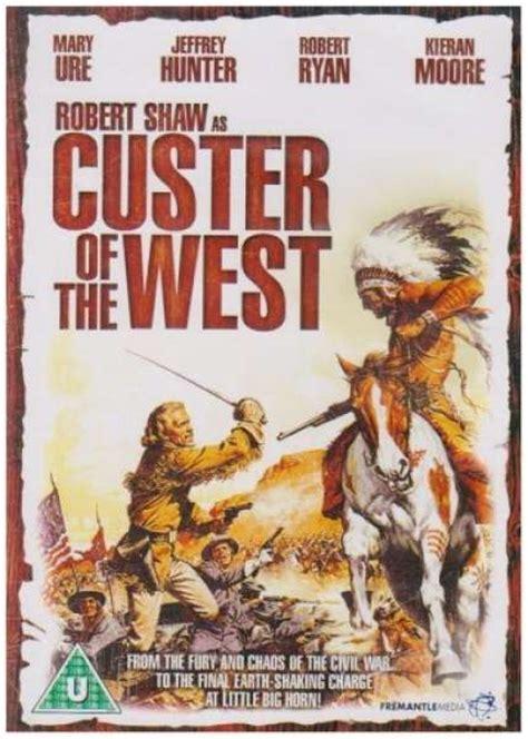 custer   west dvd zavvi